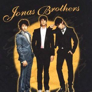 Tops - Jonas Brothers 2008 Tour Tee